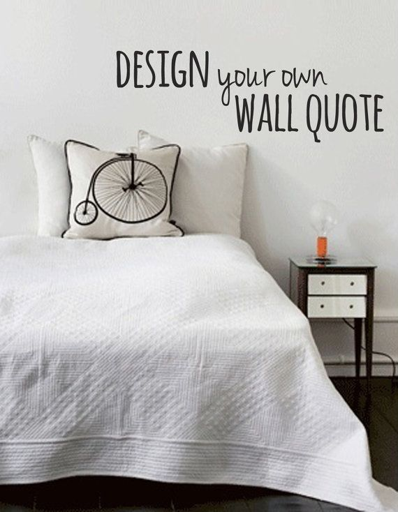 Best 25 Personalised wall stickers ideas on Pinterest