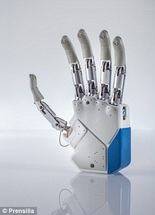Revealed: The world's first bionic hand that allows patients to 'feel' sensations is ready to be transplanted. Will give amputees a genuine sense of touch. Attached directly to the nervous system via electrodes. 'We hope one day the user will just forget it's there' Dr Silvestro Micera