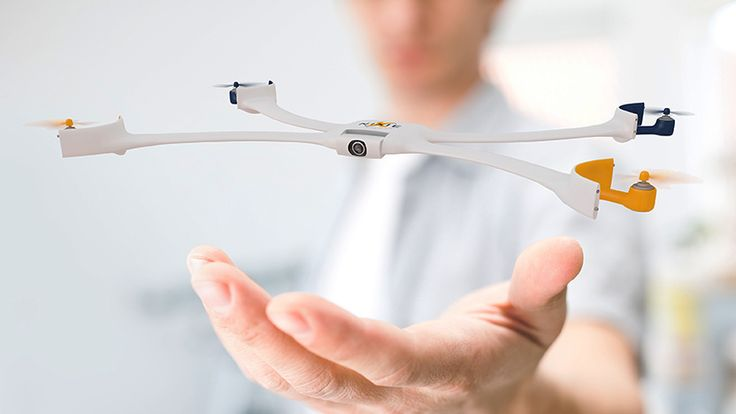 Meet The Finalists Of Intel's Make It Wearable Challenge  - Wearable Camera That Turns Into a Drone and Flies Off Your Wrist