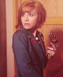 Image detail for -warehouse 13 # allison scagliotti # claudia donovan