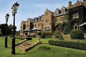 5* Pennyhill Park Hotel - Bagshot #carolynstanley #travel