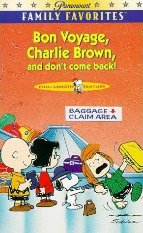 """""""Bon Voyage, Charlie Brown (And Don't Come Back!)"""" - Charlie Brown and his friends travel to Europe as exchange students. (1980)"""