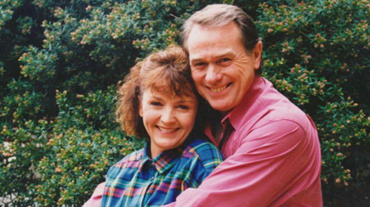 Pam & Doug Willis #Neighbours #OldSkoolNeighbours