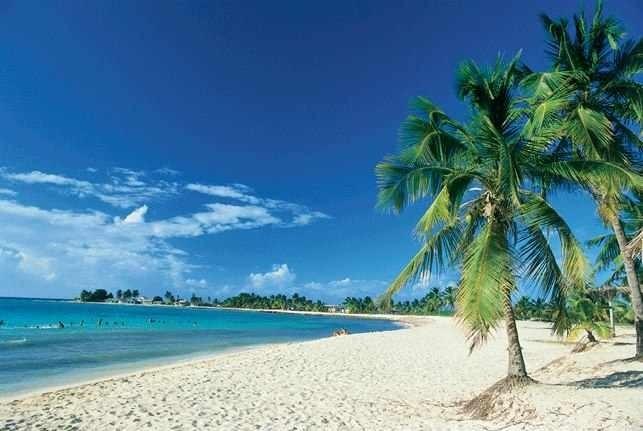 Cuba... Playa santa lucia