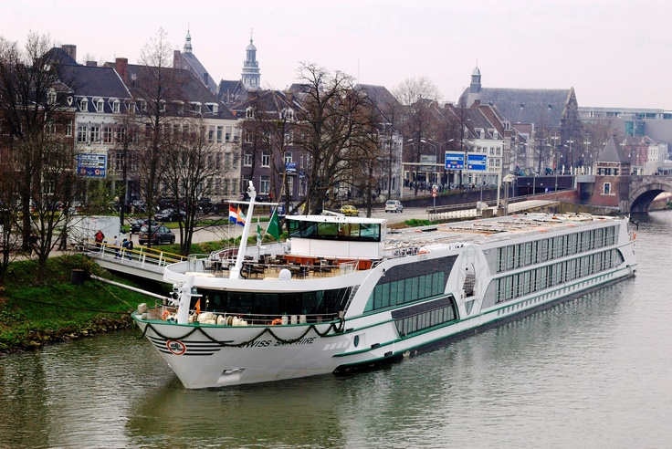 MAASTRICHT, Netherlands is an architectural gem famous - best seen from a rippling river cruise, check out how Tauck can take you there www.tauck.com/river-cruises