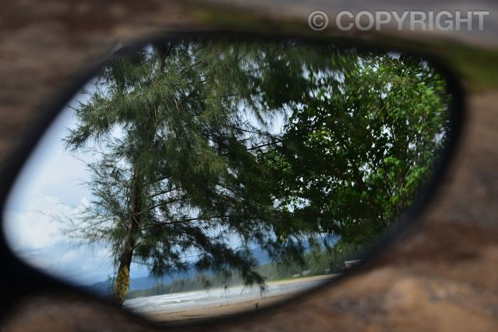 Reflection - White Sands Beach, Khao Lak