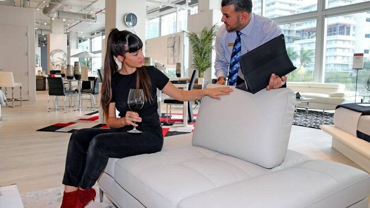 Wow... This new furniture store in Miami will use booze to sell you a sofa! http://www.miamiherald.com/news/business/real-estate-news/article188301899.html