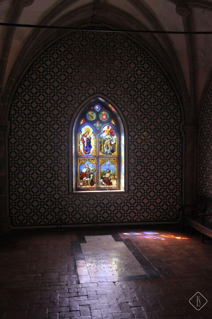 Vitral (HDR) | Palácio da Pena | Sintra | Portugal