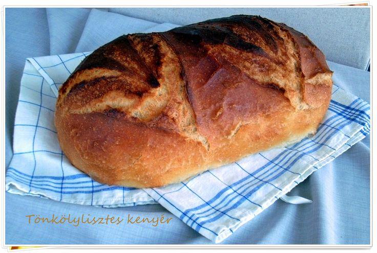 Rózsaszín limonádé: Tönkölylisztes fehér kenyér