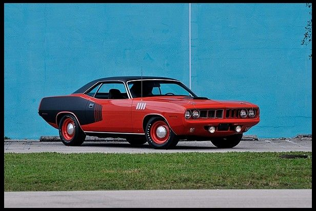 how much do you think it sold for at mecum yesterday 1971 plymouth hemi cuda 426 ci 4 speed. Black Bedroom Furniture Sets. Home Design Ideas