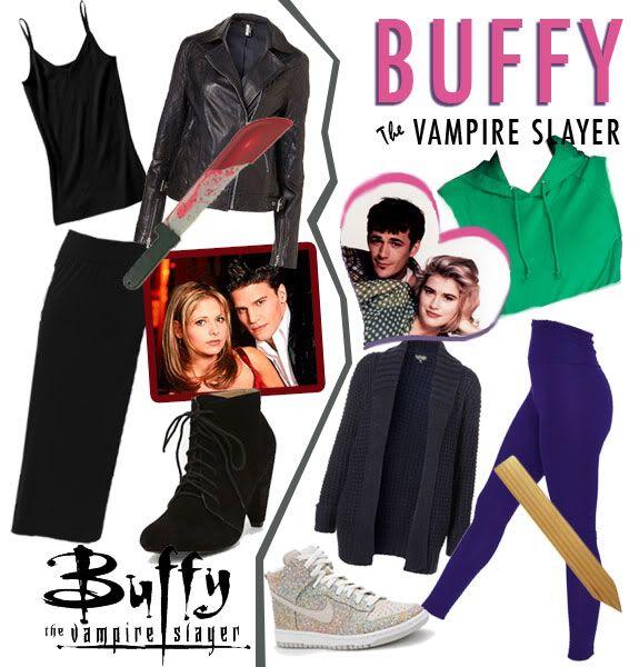 13 best Buffy The Vampire Slayer Fashion images on Pinterest ...