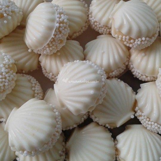 Conchinhas em chocolate de Ana Fulana   Foto 16 (lembrança)