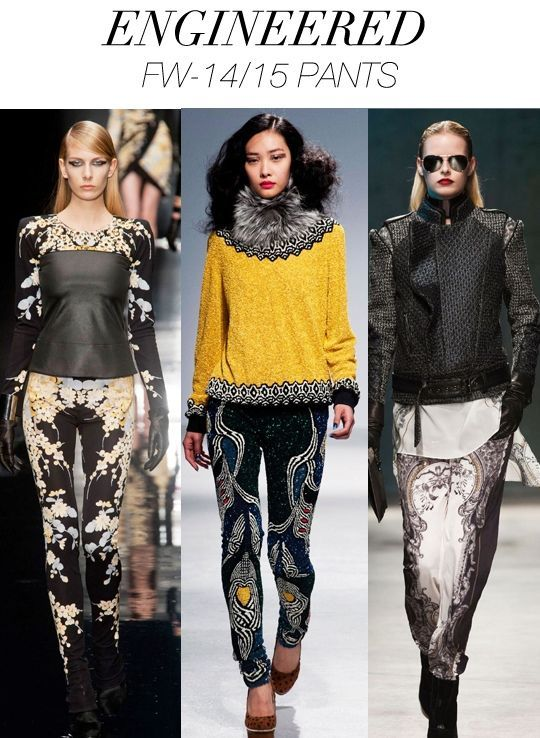 A/W 14/15 Trend Engineered Trend Council