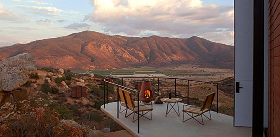 The Weekend Escape Plan - Guadalupe Valley -- New York Magazine