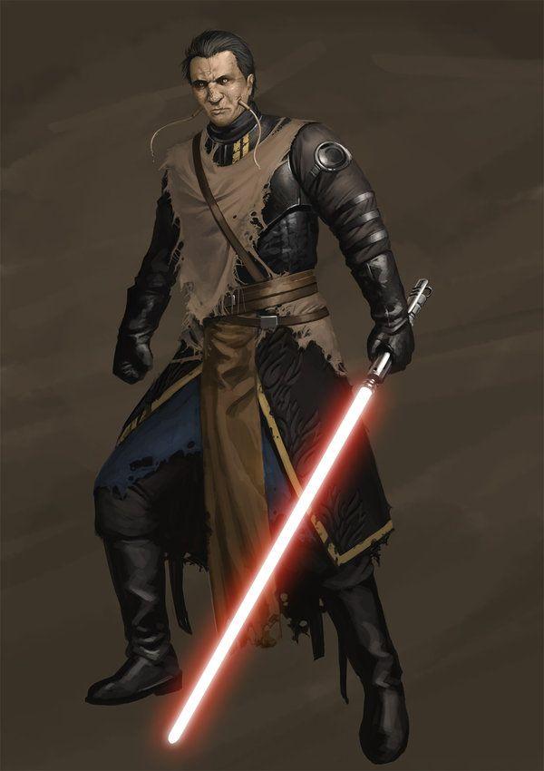 Anzati Sith Concept by Jedi-Art-Trick.deviantart.com on @deviantART