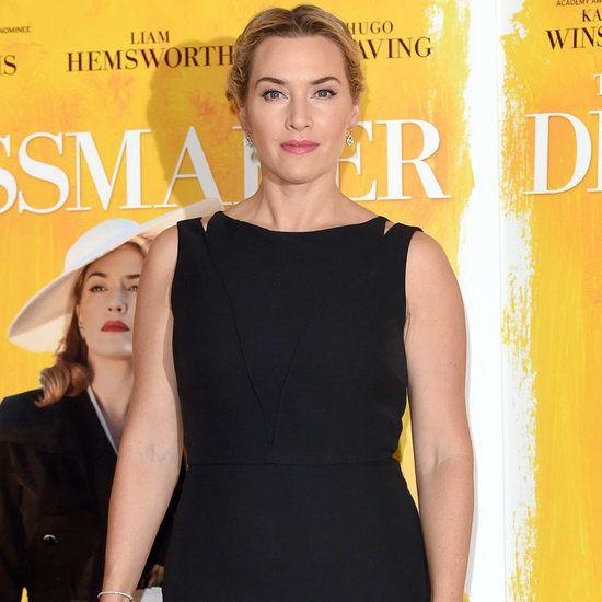 Kate Winslet at The Dressmaker Red Carpet Premiere