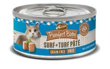 Merrick Purrfect Bistro Surf & Turf Canned Cat Food Even Ghost needs surf food