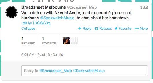 Broadsheet Tweet...