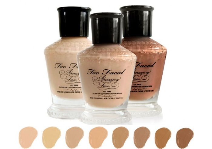 Too Faced Amazing Face Foundation