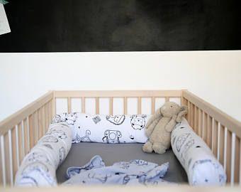 Lit bébé pare-chocs | Tour de lit lit | Tour de lit berceau biologique | tour de lit berceau | Tour de lit, lit de bébé | Woodland pare-chocs | Tour de lit pour bébé | Literie lit oreiller de bébé moutarde
