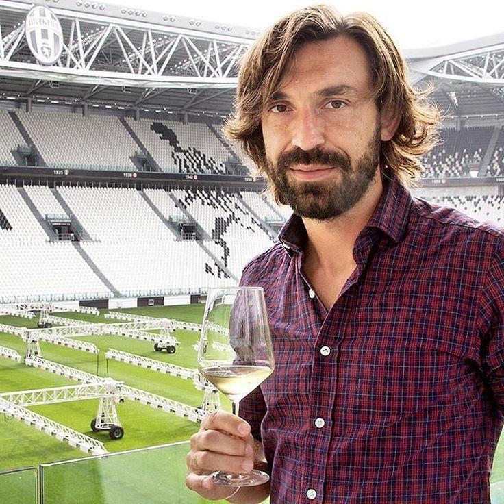 Técnico luego de retirarme? Me considero un gran catador prefiero dedicarme a mi empresa de vinos -Andrea Pirlo-