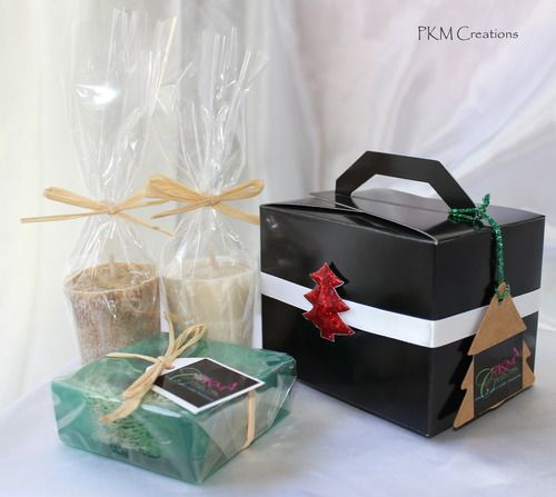 Aussie Christmas Mini Pamper Pack