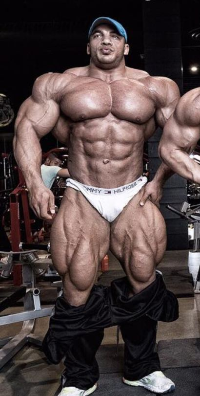 19 best images about BIG RAMY on Pinterest | Bodybuilder, Thighs and