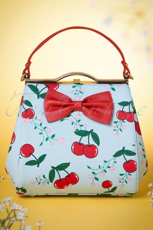 Banned - 40s Blinside Cherry Bag Mini