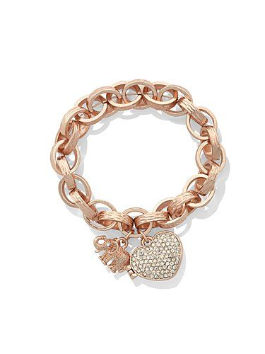 Shop St. Jude Locket Bracelet . Find your perfect size online at the best price at New York & Company.