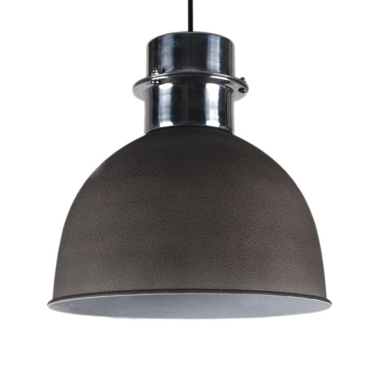 Hanglamp Prato 30 cm cement kleur (6107) #Pakhuis3 #Collectione #Lamp