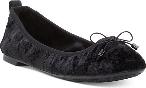 Jessica Simpson Women's Shoes in Black Color. Jessica Simpson Nalan Embellished Ballet Flats Women's Shoes