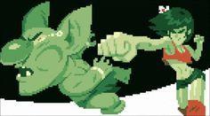 Curses N Chaos System: PC, PS4, PS Vita Year: TBA 2015 Developer: Tribute Games Website: tributegames.com Video: Trailer Description: Upcoming single screen arcade platformer/brawler by Tribute Games (developers of platform shooter Mercenary Kings and breakout game Wizorb) Fan Art Poster: Fellipe Martins