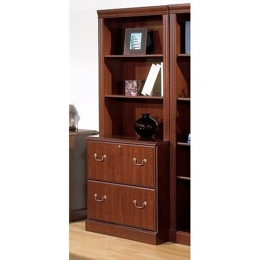 MDF Lateral File and Hutch for Home or Office 180cm | Buy Kitchen Cabinets