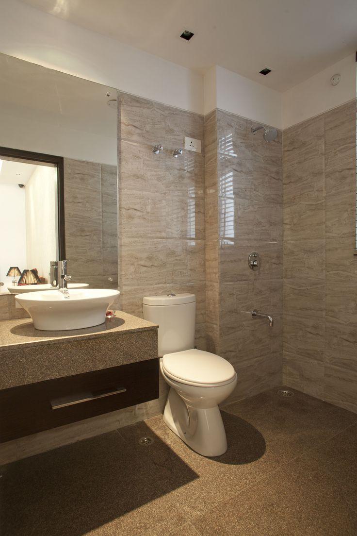 Bathroom Tulip Violet Sample Flat Bathroom Flats