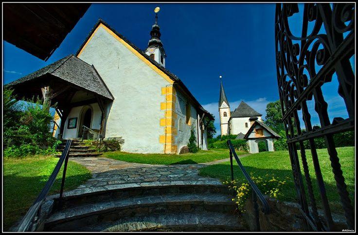 Maria Wörth, Wörthersee, Carinthia, Austria