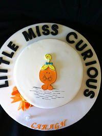 Cake Ninja, Cake Decorating Brisbane | CELEBRATION CAKES  www.cakeninja.com.au  Little Miss Curious Cake