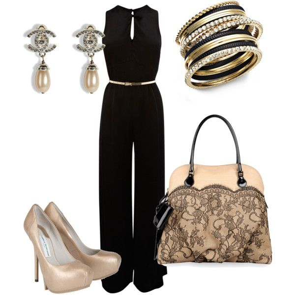 Trophy Wife: Date Night, Women Fashion, Summer Fashion, Outfit Ideas, Fashion Ideas, Style, Jumpers, Accessories, Black Jumpsuits
