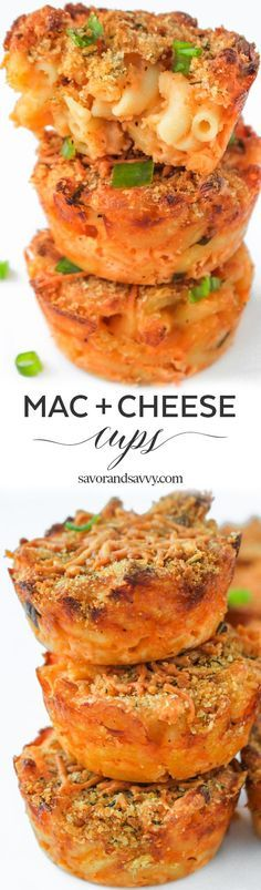 mac and cheese bites - mac and cheese recipe baked - mac and cheese cups easy - baked macaroni and cheese cups muffin tin mac and cheese- mac and cheese muffins - recipes for a crowd appetizers for party easy - game day food - tailgate food - #ad #savealo