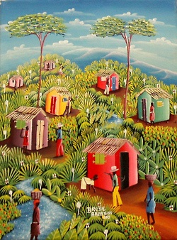 Art of HAiti - Bresil Akenson