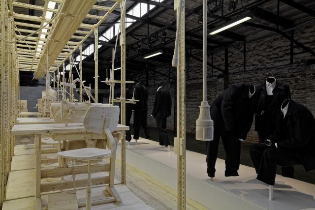 István Csákány, Ghost Keeping, 2012 : PH:  Henrik Stromberg