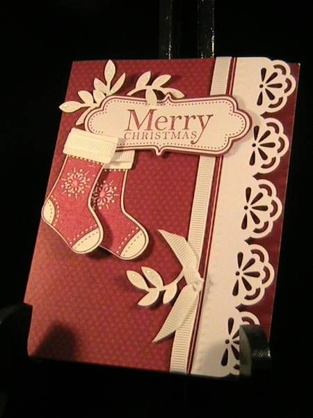 Simply Sent Christmas - Stamp Class 10/11 by susie nelson - Cards and Paper Crafts at Splitcoaststampers