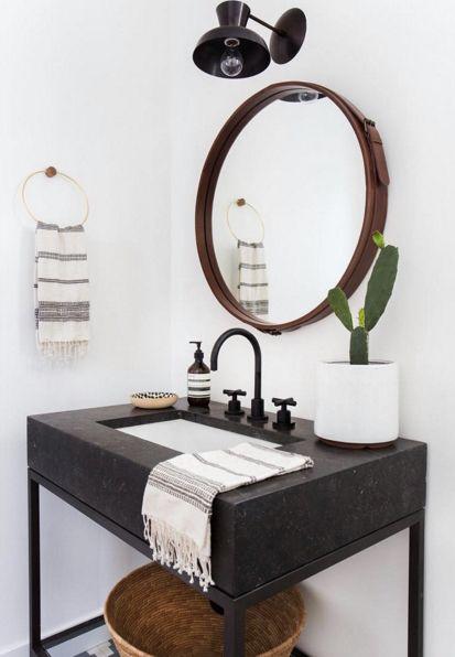 Simple basin setup