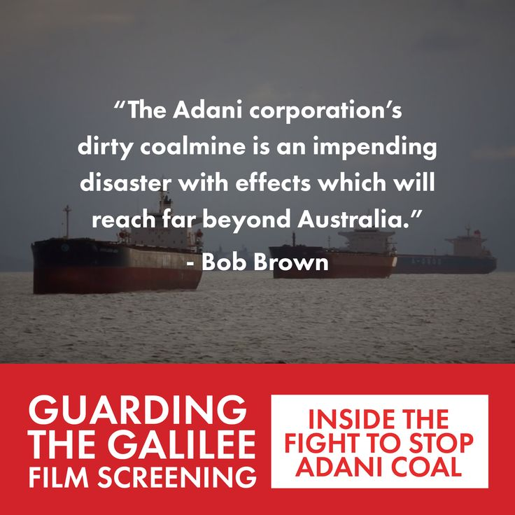 Join us in Hobart with Bob Brown for the screening of Guarding the Galilee. Sunday 29th OCT 2017, 6.30 - 8.00pm, Hobart Village Cinema. Tickets at: bobbrown.org.au/guarding_the_galilee #actionforearth #bobbrown #bobbrownfoundation #environment #tasmania #australia #aussie #tassie #rainforest #bushland #wild #wilderness #wildlife #photography #forest #politas #sustainable #tourism #ecoconscious #ethical #earth #auspol #guardingthegalilee #stopadani #nocoal
