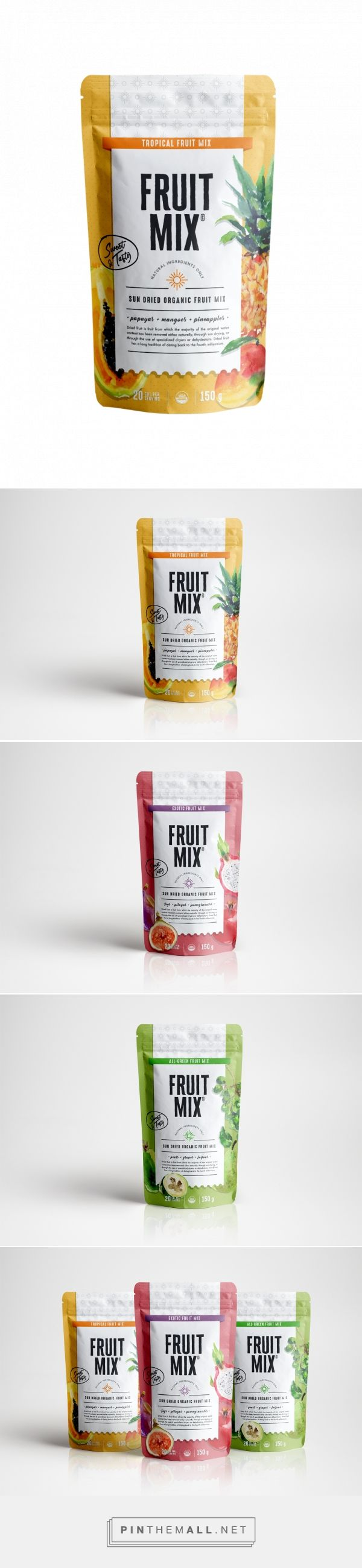 Fruit Mix on Behance... - a grouped images picture - Pin Them All