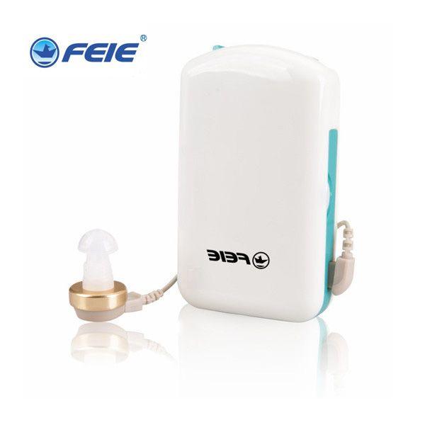 Guangzhou Medical Equipment Top Quality Pocket Hearing Aids  S-7B Earphones for Deaf Free Shipping