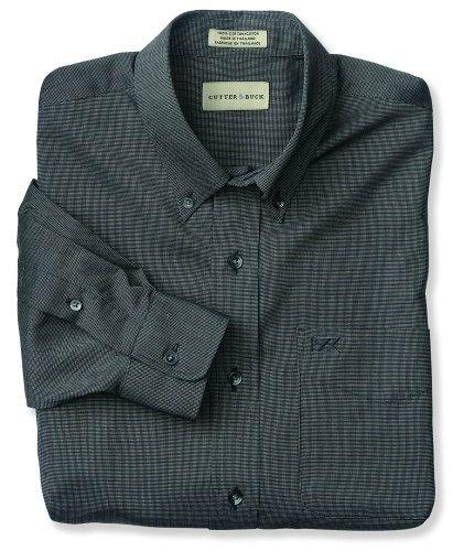 Cutter & Buck Mens Long Sleeve Nailshead Woven Shirt, Black, Small Cutter & Buck,http://www.amazon.com/dp/B0007LQ9T8/ref=cm_sw_r_pi_dp_2E2RrbF7B27243AF