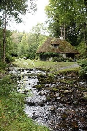 17 meilleures id es propos de cottages anglais sur for Jardin anglais histoire
