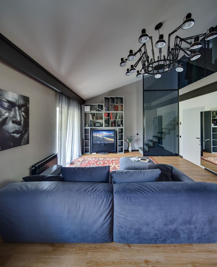 industrial living room 14 best Industrial style