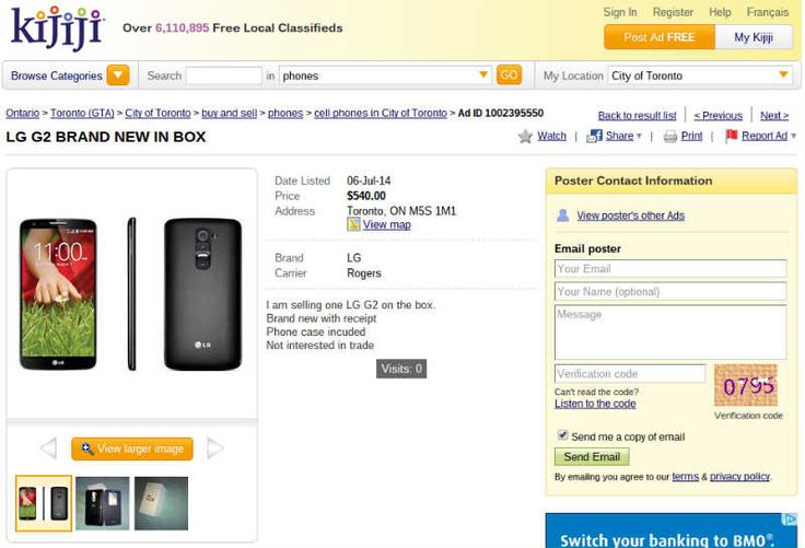 Learn how to sell or give away your unwanted stuff on Kijiji!