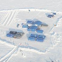 Вертолётная экспедиция на Северный Полюс
